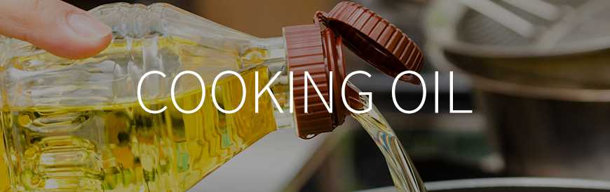 Delicious Food Oil Great Food Solutions
