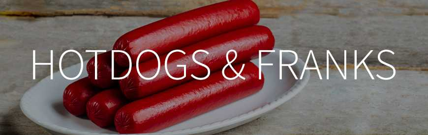 Yummy Hotdogs and Franks Great Food Solutions