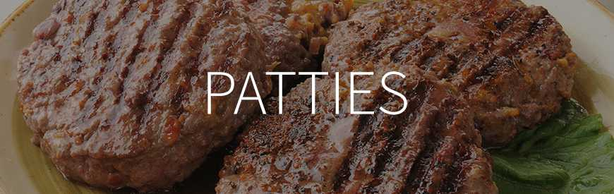 Processed Meat Patties Manila Great Food Solutions
